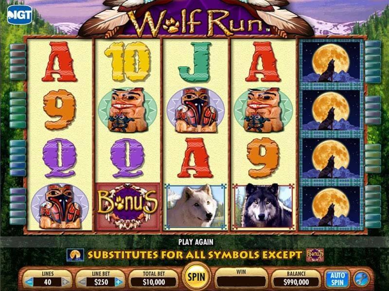 Wolf Run Tragamonedas Gratis