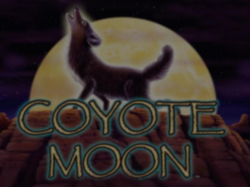 Juega a La Máquina Tragamonedas Coyote Moon Gratis